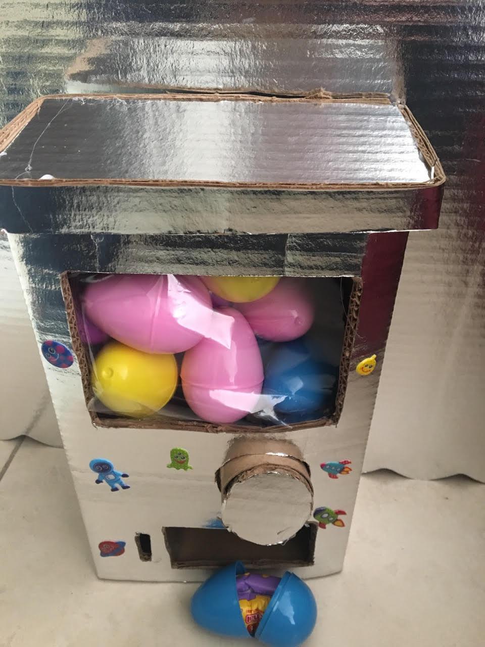 maquina de huevos
