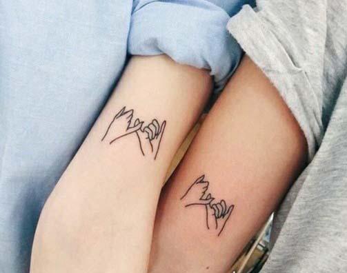 Tatuajes De Amistad Eterna